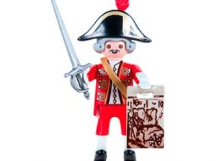 Playmobil - LADLH-38 - English captain