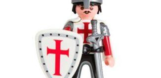 Playmobil - LADLH-20 - Crossed knight