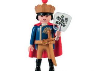 Playmobil - LADLH-13 - Chinese Emperor