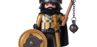 Playmobil - LADLH-17 - Medieval warrior