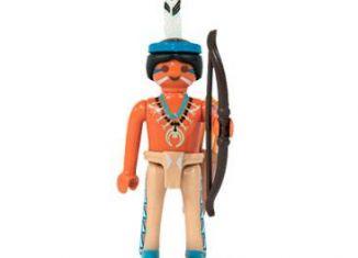 Playmobil - LADLH-31 - Indian apache