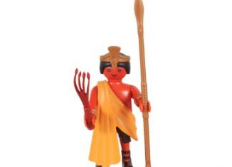 Playmobil - LADLH-26 - King of the Mayas