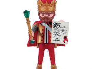 Playmobil - LADLH-16 - Medieval king