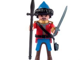 Playmobil - LADLH-22 - Mongol soldier