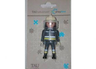 Playmobil - 0000-esp - TAU Cerâmica - Firefighter