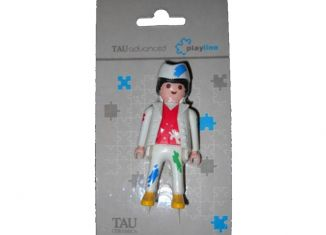 Playmobil - 0000-esp - TAU Ceramica - Painter