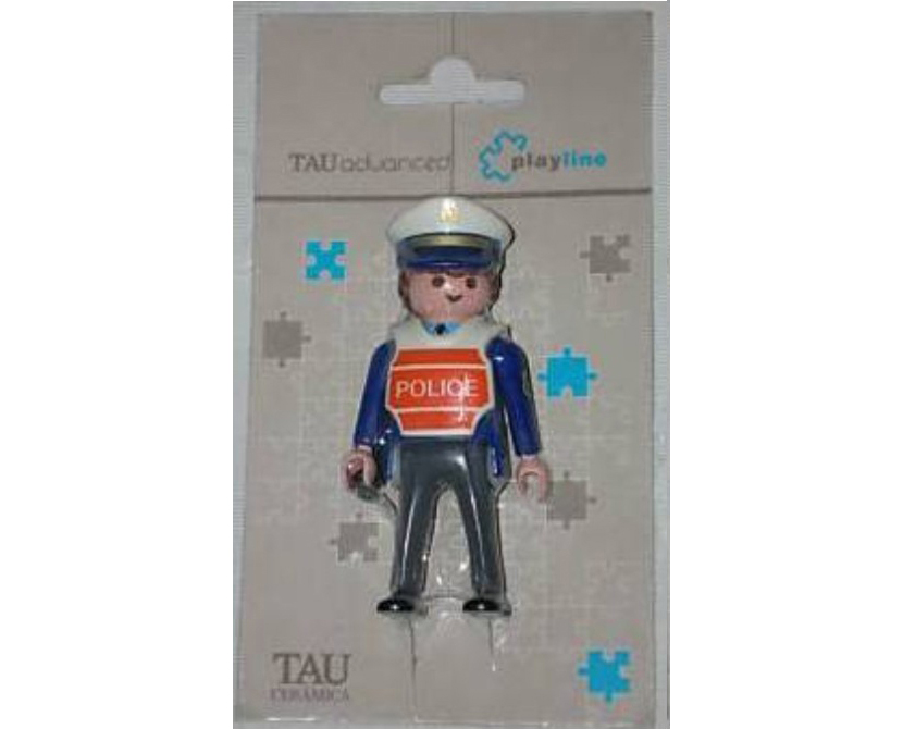 Playmobil 0000-esp - TAU Cerâmica - Policeman - Box