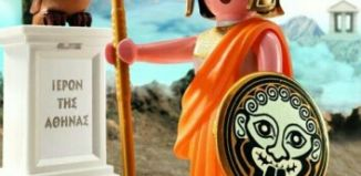 Playmobil - 9150-gre - Athena Goddess Greek