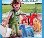 Playmobil - 6411 - Animal Clinic Game