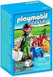 Playmobil 6411 - Animal Clinic Game - Box