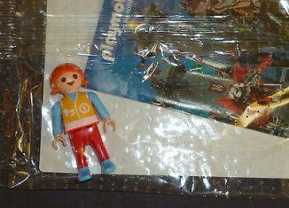 Playmobil - 4975-ger - Promotional girl ADAC