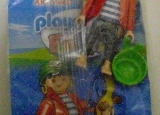 Playmobil - 30805553-ger - Rich Pirate Fun Park