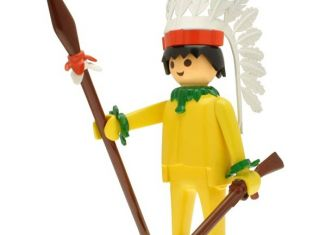 Playmobil - 00000 - Indian Chief