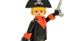 Playmobil - 00000 - Pirate captain