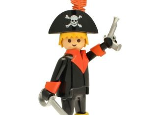 Playmobil - 00000 - Pirate captain