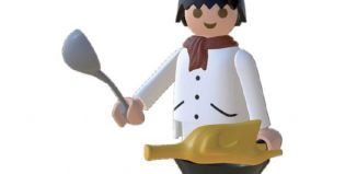 Playmobil - 00000 - Chef