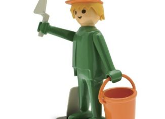 Playmobil - 00000 - Worker