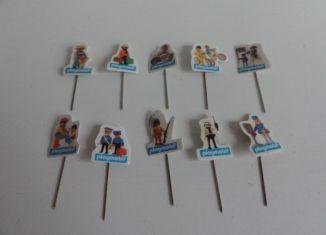 Playmobil - 0000 - pins