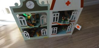 Playmobil - 0000 - HOSPITAL DISPLAY