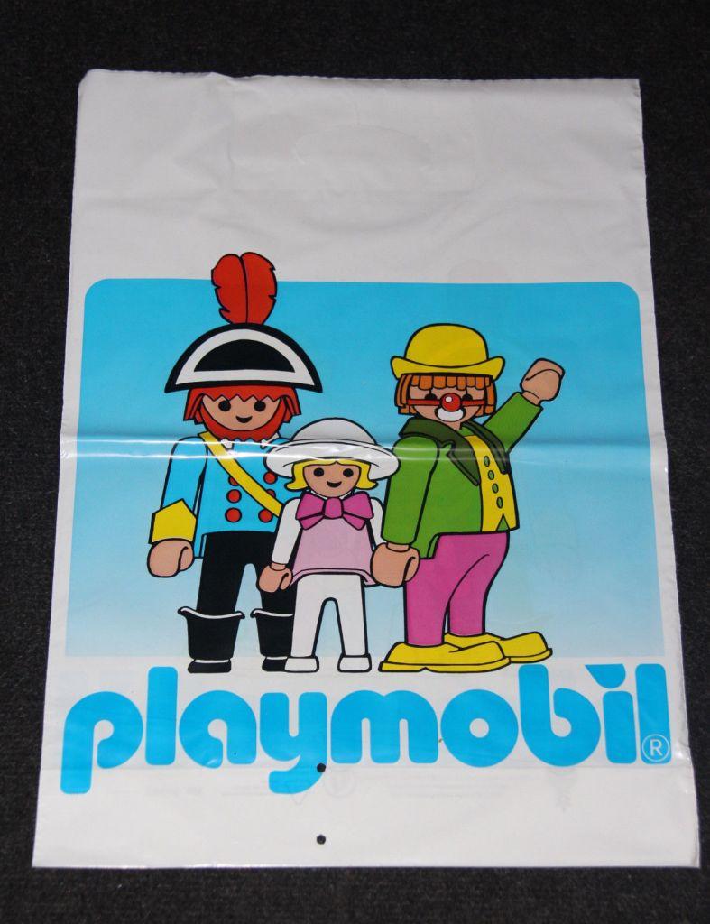 Playmobil 0000 - Shopping bag - Box