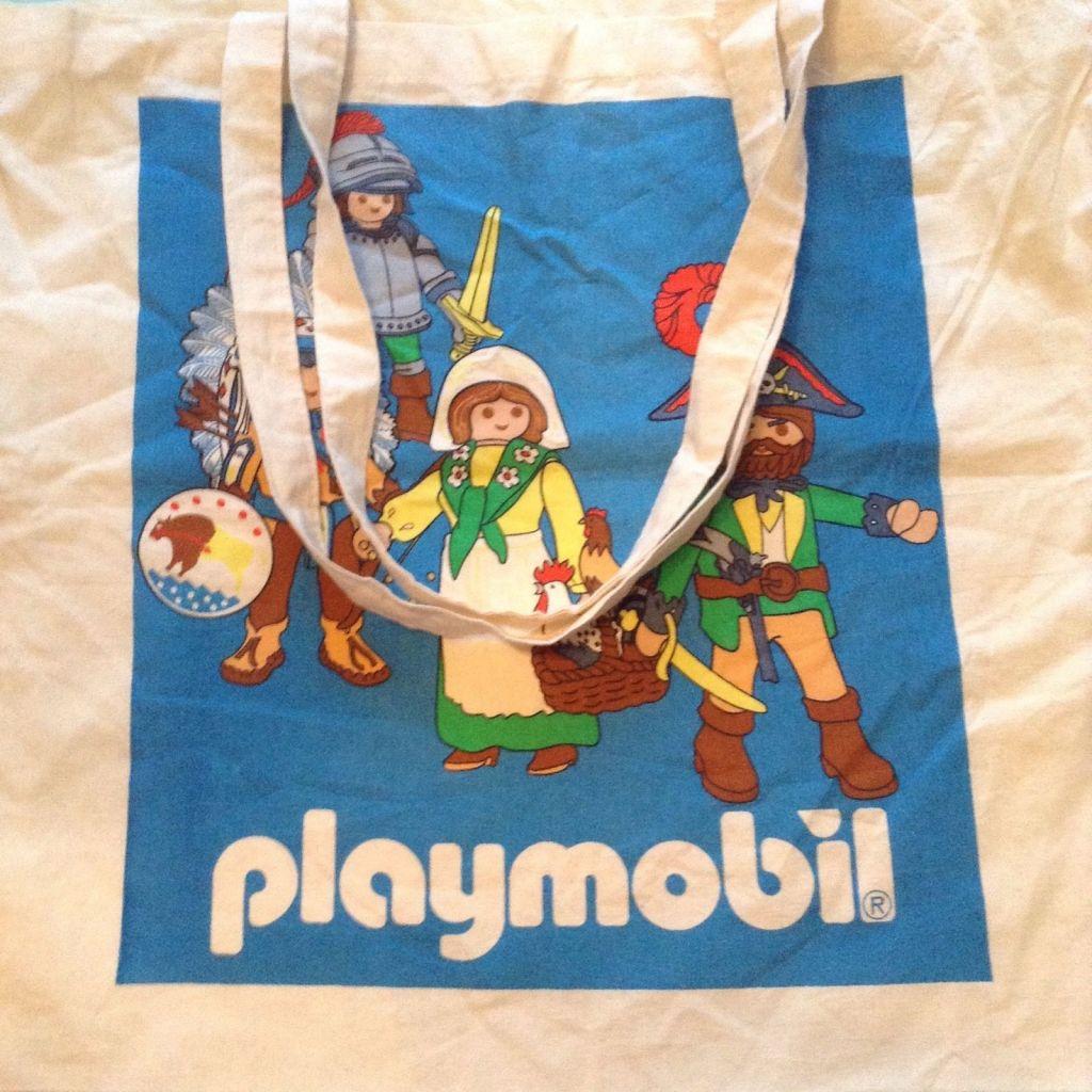 Playmobil 0000 - Cotton Shopper Bag - Box