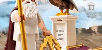 Playmobil - 9149-gre - Zeus Greek God