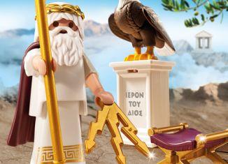 Playmobil - 9149-gre - Zeus Greek God