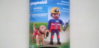 Playmobil - 30798063-ger - Toy Fair  Spielwarenmesse Giveaway 2017 - Mountain Rescue