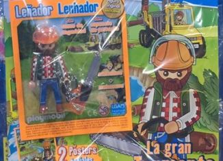 Playmobil - R018-30798453-esp - Woodcutter