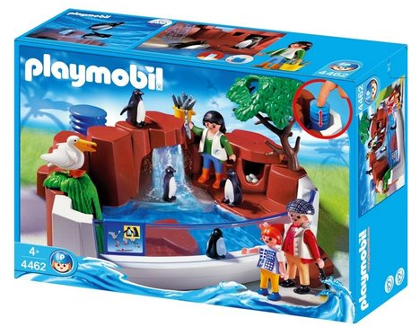 Playmobil 4462 - Penguins - Box