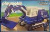 Playmobil - 5093 - THW Excavator
