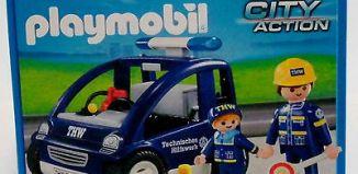 Playmobil - 5094 - THW trainer vehicle
