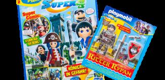 Playmobil - 80807-ger - Super 4-Magazin 01/2017 (Heft 8)