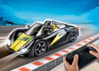 Playmobil - 9089 - RC-Supersport-Racer