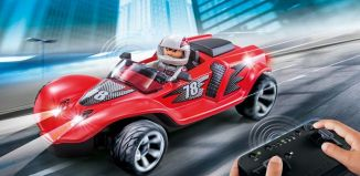 Playmobil - 9090 - RC-Rocket-Racer