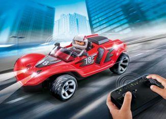 Playmobil - 9090 - RC-Rocket-Racer