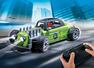 Playmobil - 9091 - RC-Rock'n'Roll-Racer