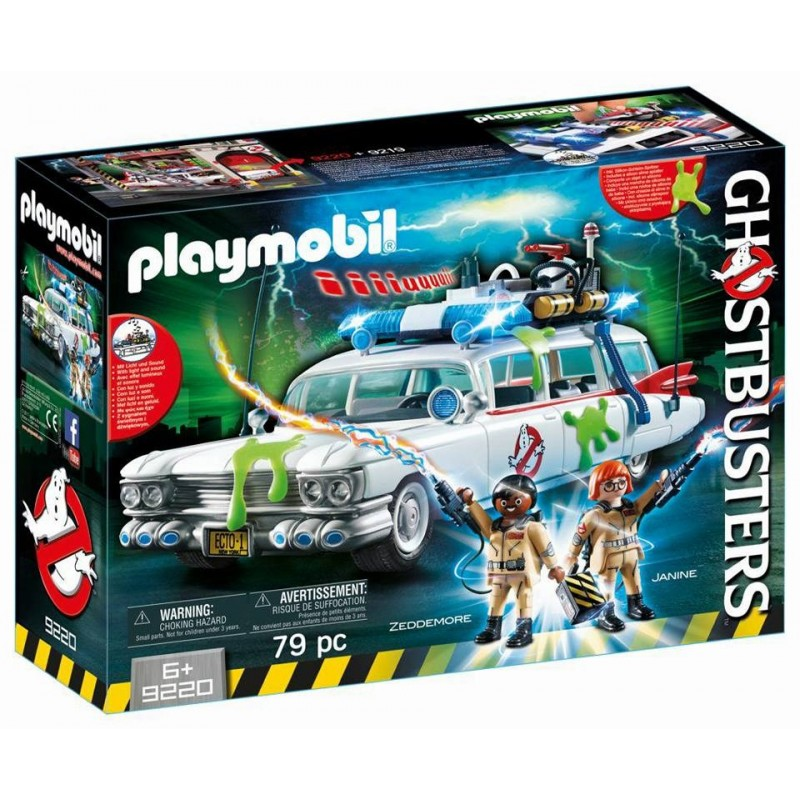 Playmobil 9220 - Ghostbusters™ Ecto-1 - Box
