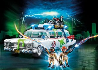 Playmobil - 9220 - Ghostbusters™ Ecto-1