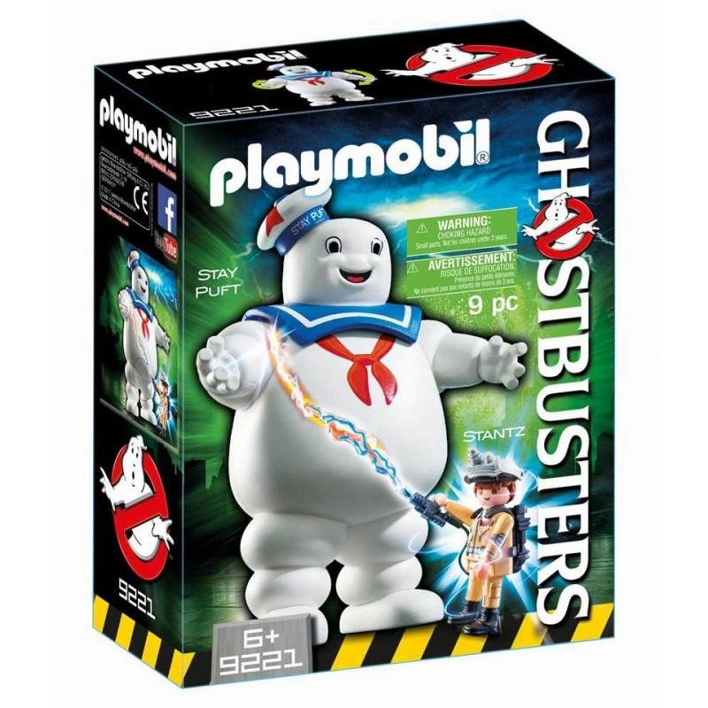 Playmobil 9221 - Stay Puft Marshmallow Man - Box