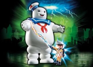 Playmobil - 9221 - Stay Puft Marshmallow Man