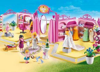 Playmobil - 9226 - Bridal wear shop with salon
