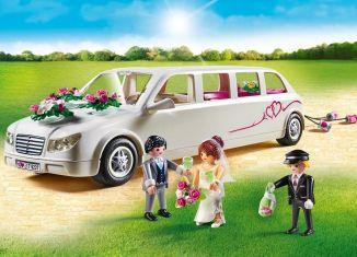 Playmobil - 9227 - Wedding Limo