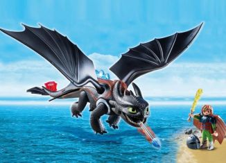 Playmobil - 9246 - Hiccup & Toothless