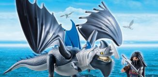 Playmobil - 9248 - Drago & Thunderclaw