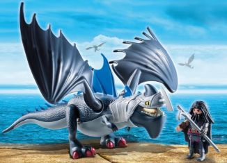 Playmobil - 9248 - Drago & Thunderclaw
