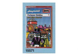 Playmobil - 15571-ger - Professor Mobilux 1: Der Wilde Westen