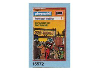 Playmobil - 15572-ger - Professor Mobilux 2: Der Angriff auf Fort Randall