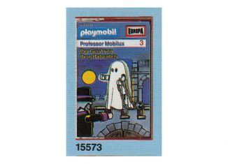 Playmobil - 15573-ger - Professor Mobilux 3: Der Geist von Burg Rabenfels