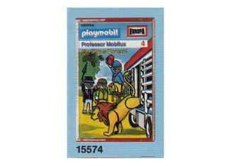 Playmobil - 15574-ger - Professor Mobilux 4: Der Zirkus Romani